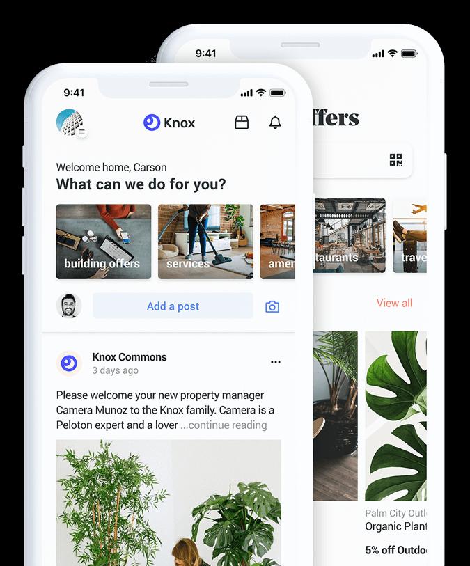 Livly mobile app